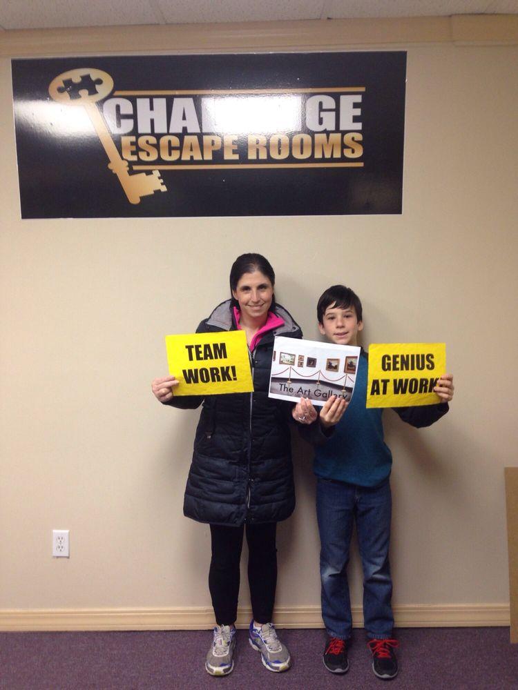 Challenge Escape Rooms Rockville Centre Ny