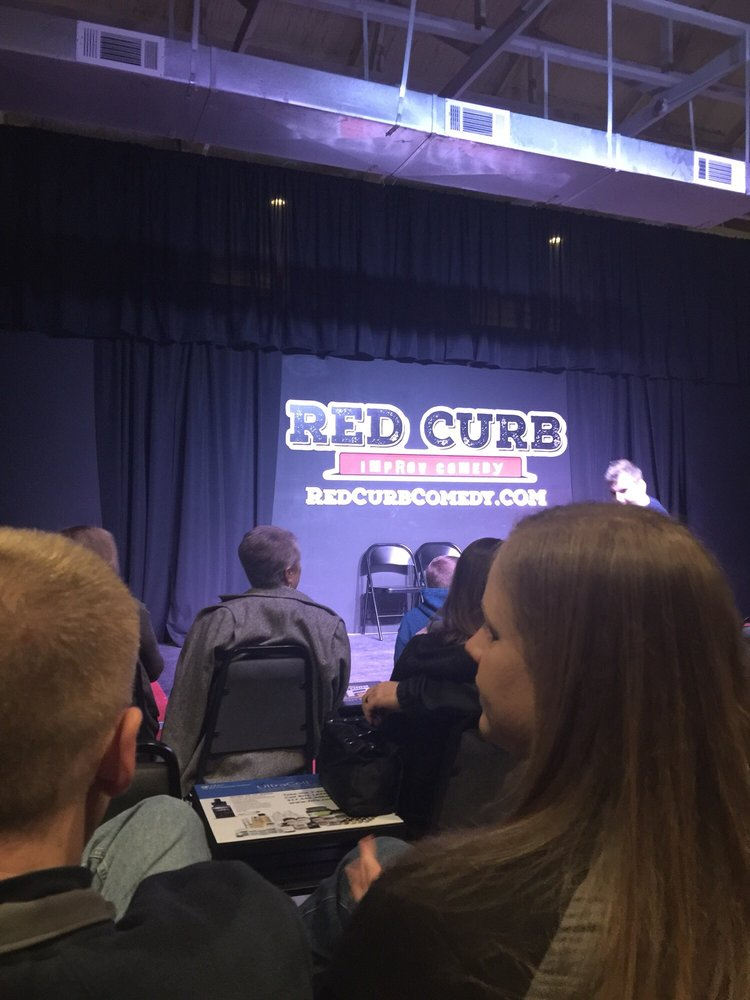 Red Curb Improv Comedy: 8403 E US Hwy 36, Avon, IN