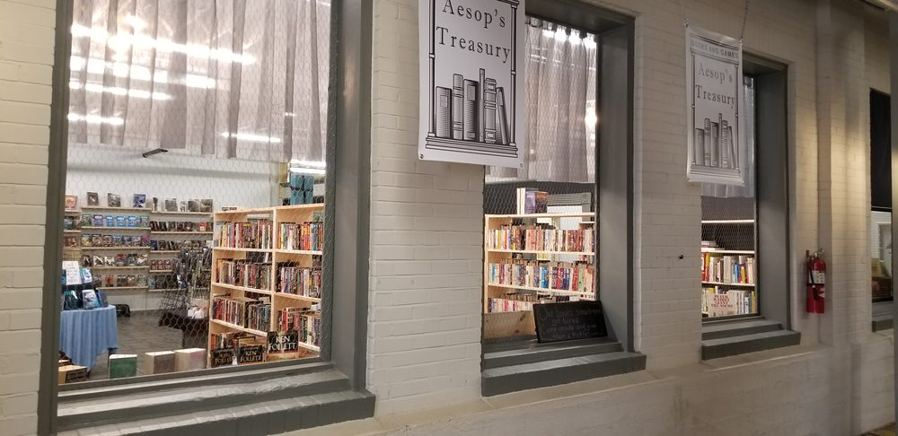 Aesop's Treasury: 200 West 1st St, Farmington, MO
