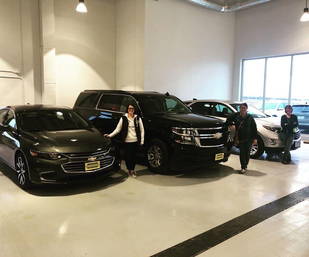 Schwieters Chevrolet of Willmar: 1401 Lakeland Dr SE, Willmar, MN