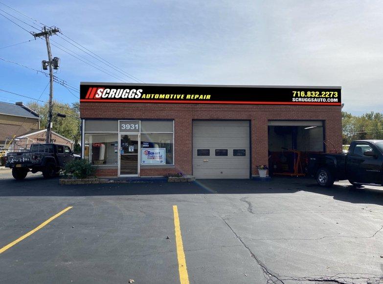 Scruggs Automotive Repair: 3931 Main St, Buffalo, NY