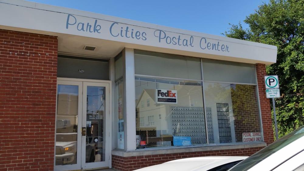 Park Cities Postal Center
