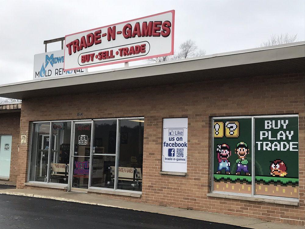 Trade N Games: 1053 Gravois Rd, Fenton, MO