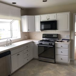 Photo Of Kitchen Fantastic Livermore Ca United States Before The Remodel