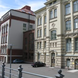 Helsingin normaalilyseo - Middle Schools & High Schools - Ratakatu 6, Punavuori, Helsinki ...