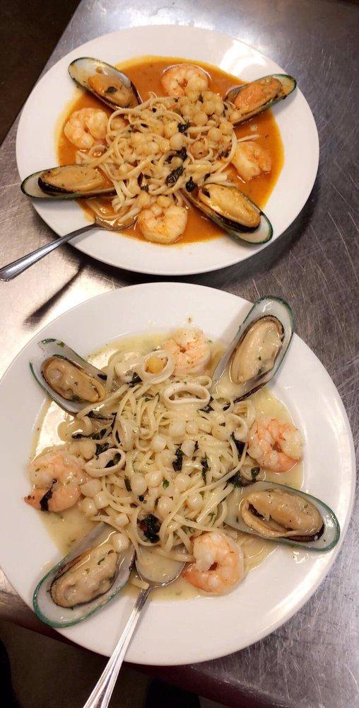 Roma's  Italian Restaurant: 1600 W Tatham Ave, Sallisaw, OK