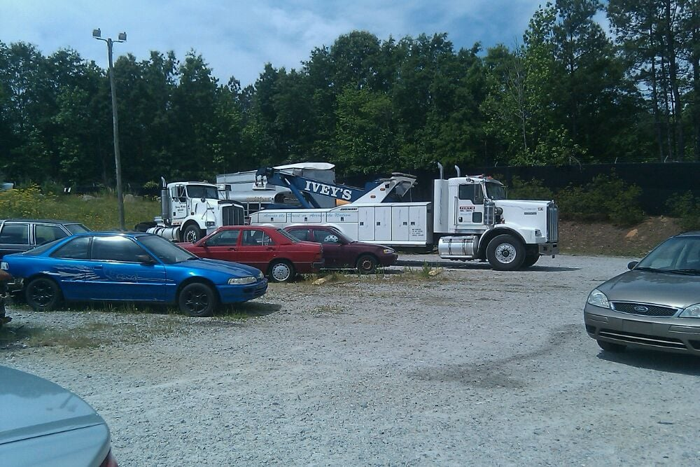 Towing business in Garner, NC