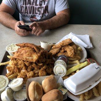 Photo Of Clambake Restaurant Scarborough Me United States