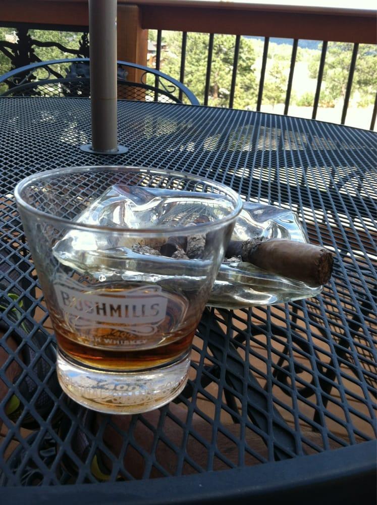 Daluz Cigar Bar: Wonderview Ave, Estes Park, CO