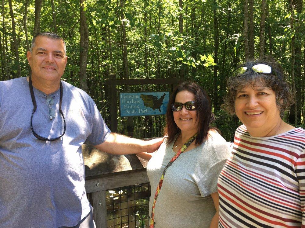 Louisiana Purchase State Park: Ar-362, Holly Grove, AR