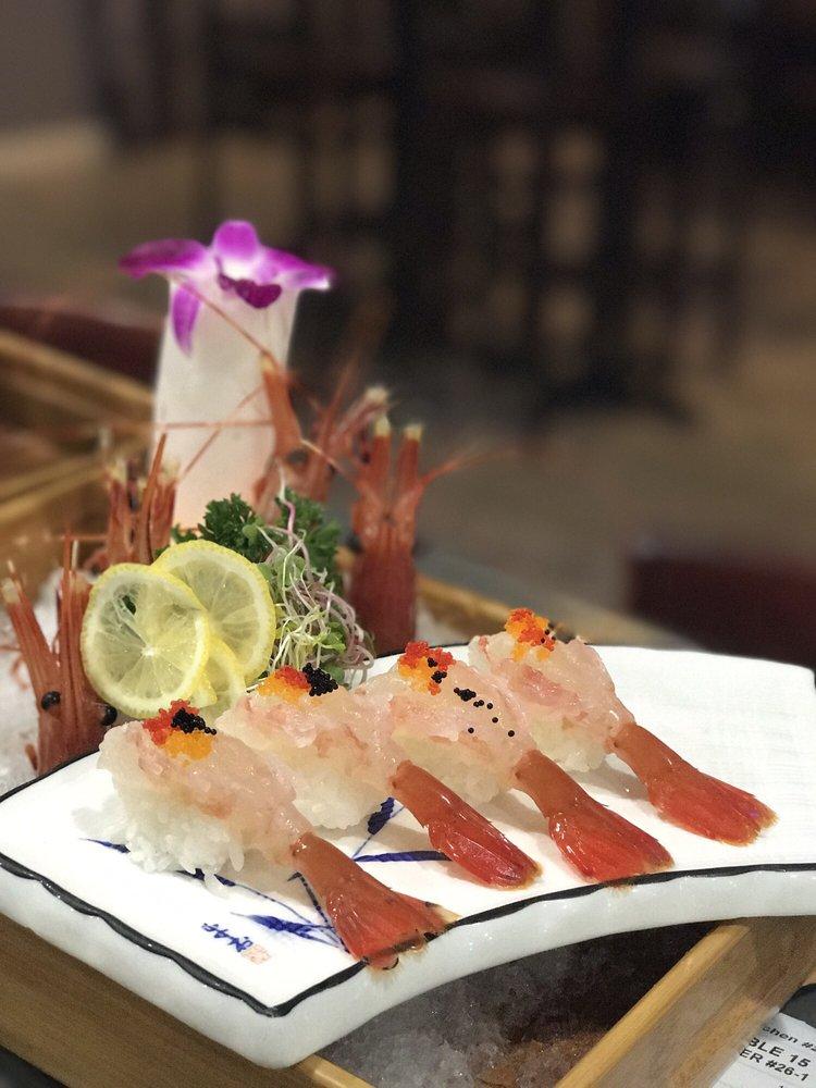 Sake Sushi: 1325 N H St, Lompoc, CA