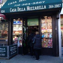 Casa della mozzarella italian deli 111 photos 113 reviews delis 604 e 187th st belmont - Casa doli restaurante ...
