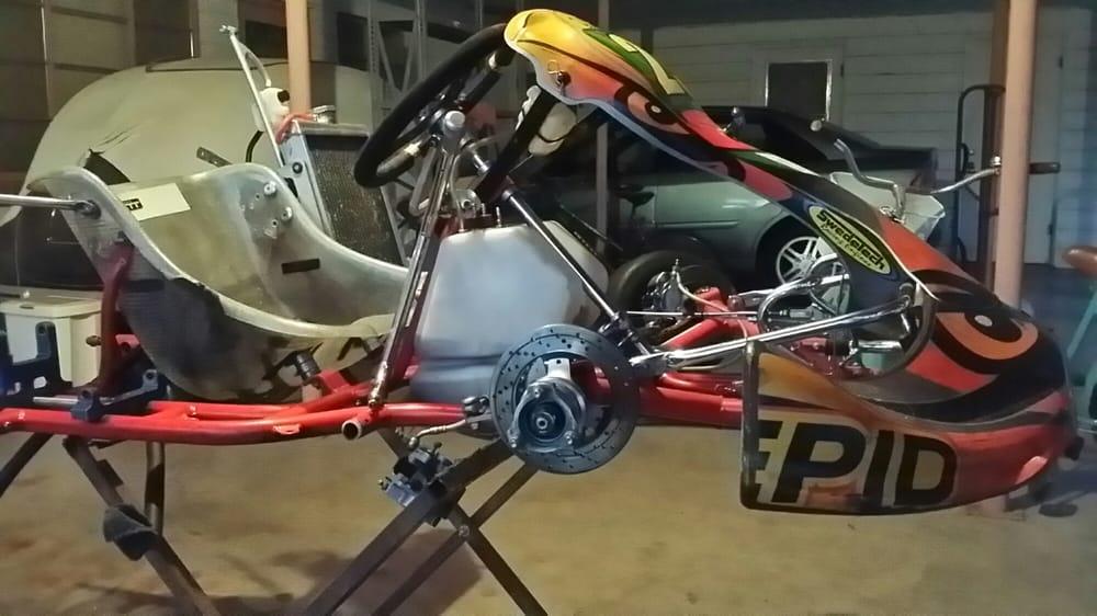 Innovative Karting