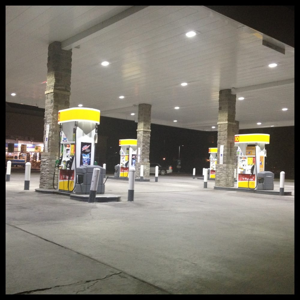 Shell Gas Station - Car Wash - 1240 E 1st Ave, Broomfield ...
