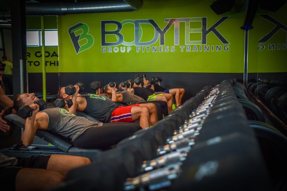 Bodytek Fitness Pompano Beach