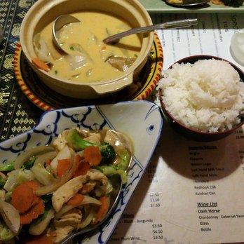Photo Of Thai House Restaurant Bellingham Wa United States