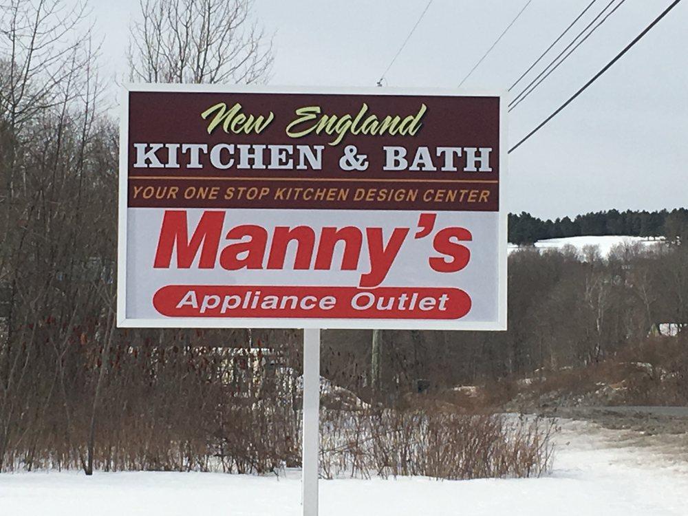 Manny's TV & Appliance: 653 Washington St, Claremont, NH