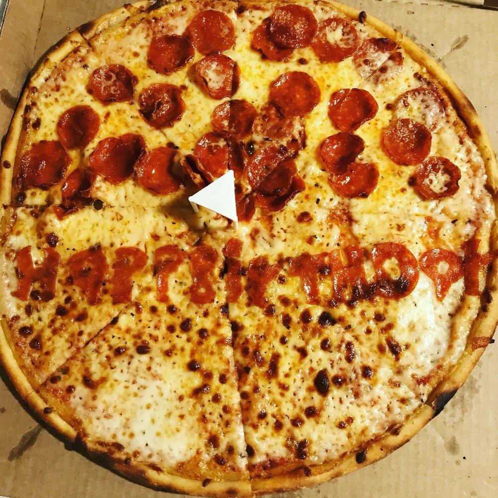 Photo Of Ny Pizza Pasta Pleasanton Ca United States My Birthday