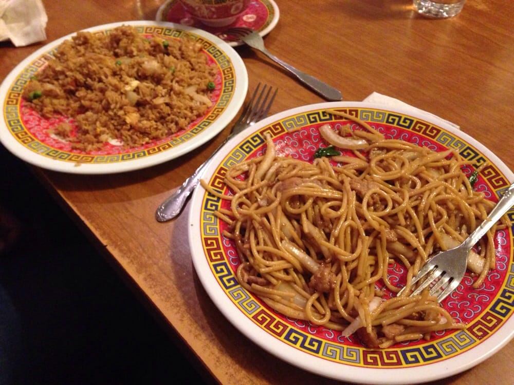 Ying Bin Chinese Restaurant: 118 N Central Ave, Kenmare, ND