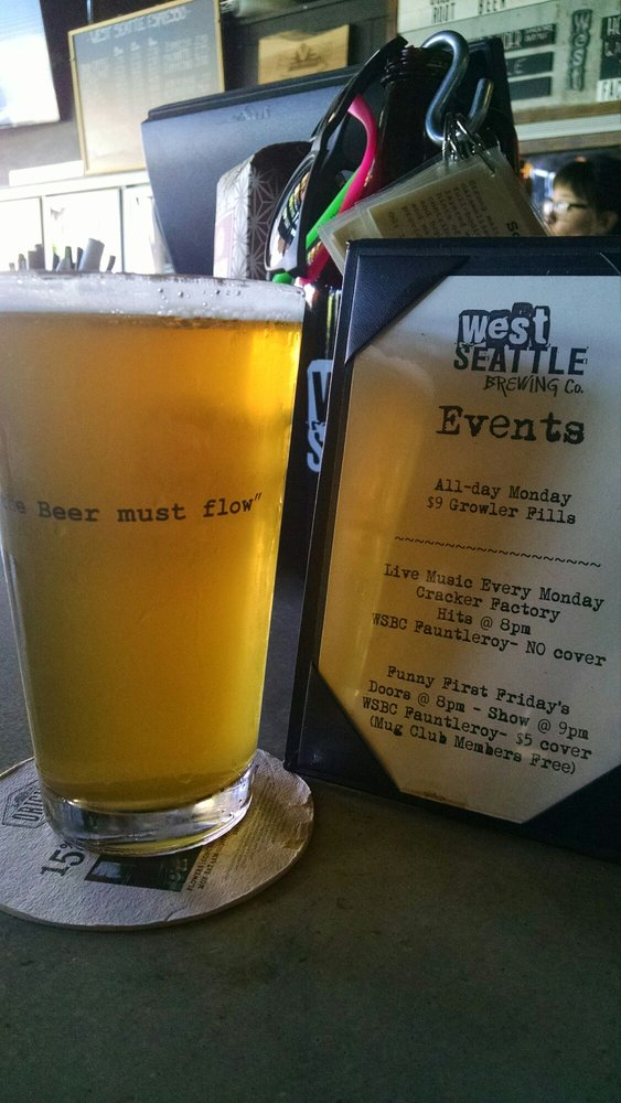 West Seattle Brewing Company - 50 Photos & 81 Reviews