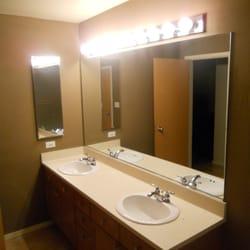 bathroom vanity before by e g