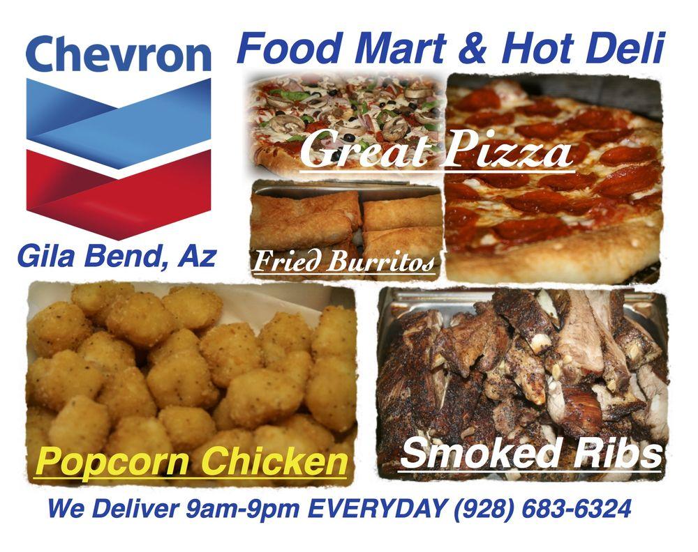 Gila Bend Food Mart: 623 W Pima St, Gila Bend, AZ