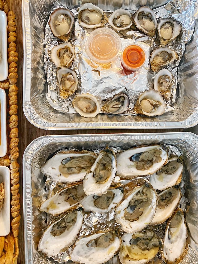 The Lazy Oyster: Miami, FL