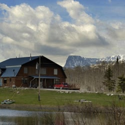 Photo Of Montana S Duck Lake Lodge Babb Mt United States Exterior Property