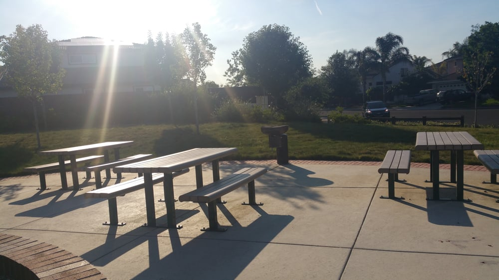 Photo Of Sungold Park Bwood Ca United States Tables And Benches Next
