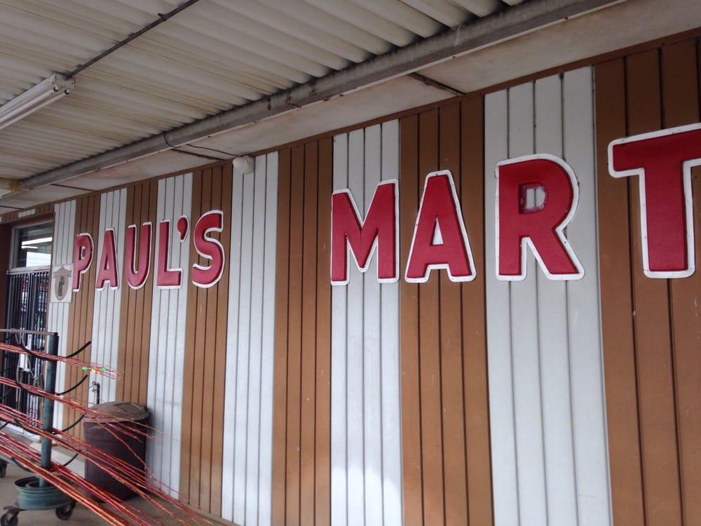 Paul's Mart: 612 N Davis Ave, Cleveland, MS