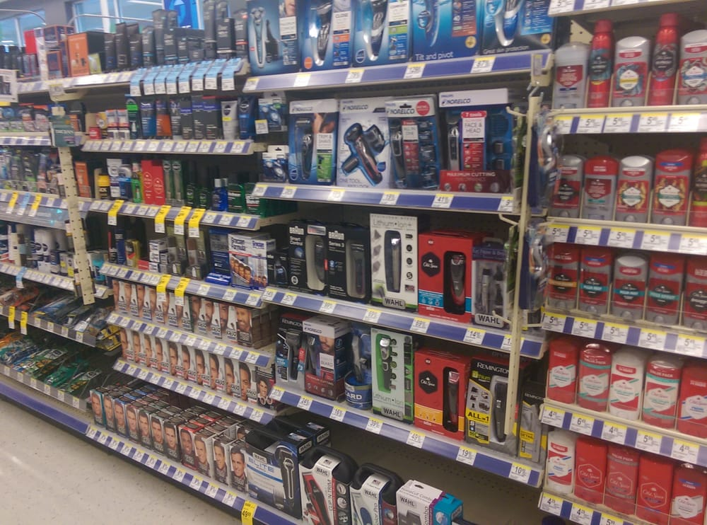 walgreens electric shavers