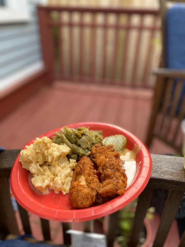 Joella's Hot Chicken - Indianapolis: 1072 Broad Ripple Ave, Indianapolis, IN