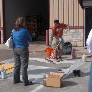 Decorative Concrete Supply 12 Photos Building Supplies