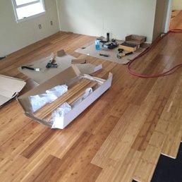 Photo Of All Star Home Improvement   Laingsburg, MI, United States. Bamboo  Flooring