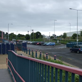 Inverkeithing Train Station Car Park