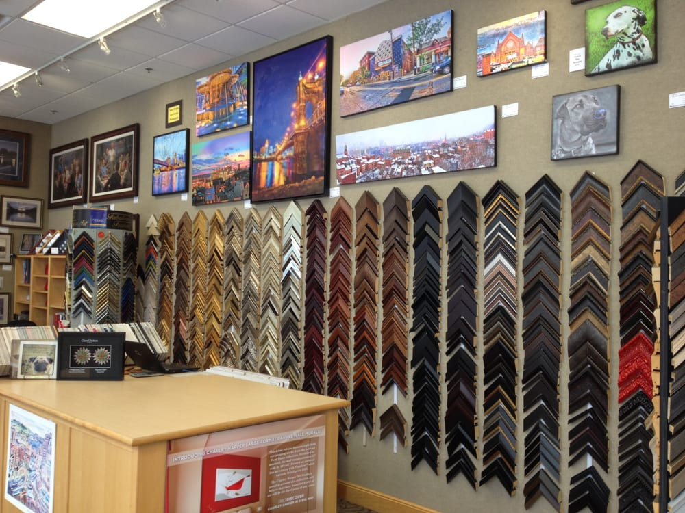 Fabulous Frames & Art: 17 W 4th St, Cincinnati, OH