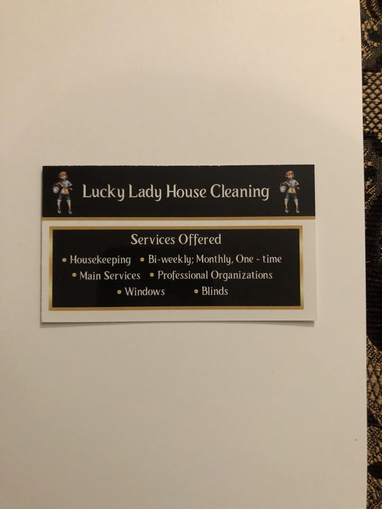 Lucky Ladies House Cleaning: Kingsburg, CA