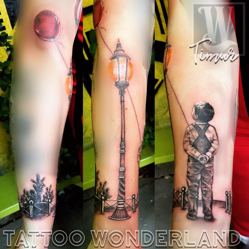 Tattoo Wonderland: 1580 McDonald Ave, Brooklyn, NY