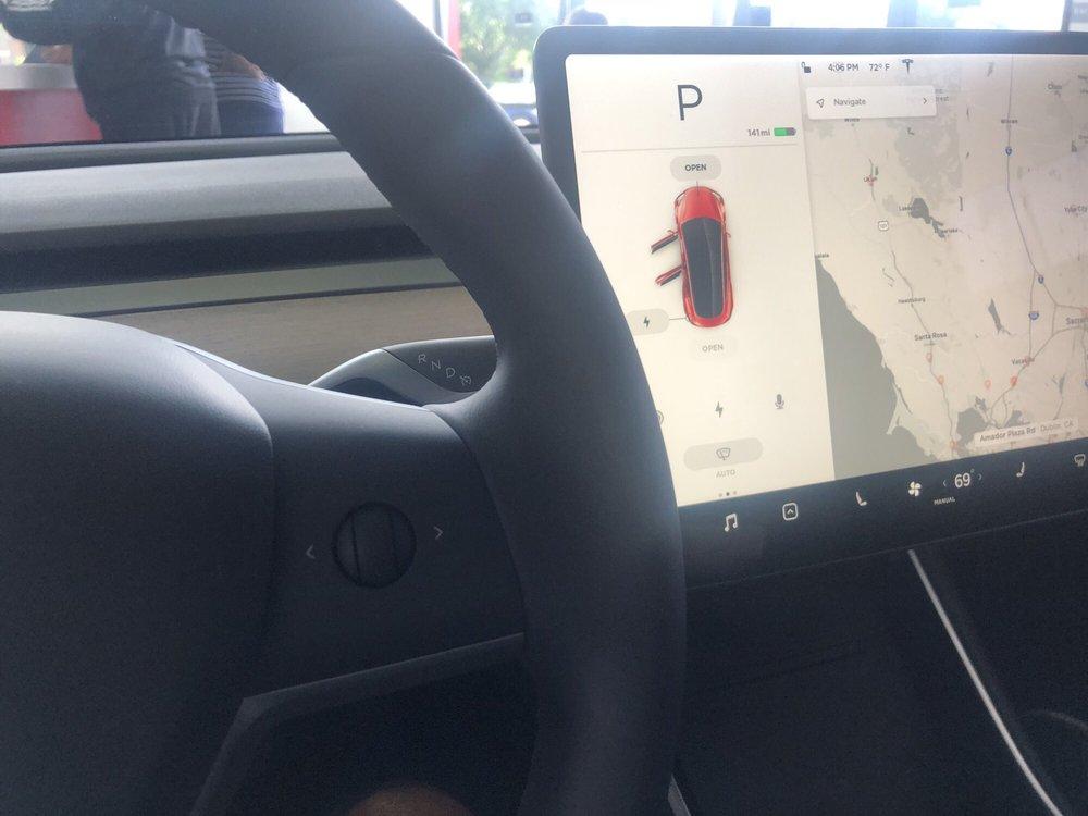 Tesla - Dublin Sales: 6701 Amador Plaza Rd, Dublin, CA