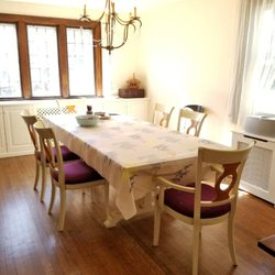 Photo Of Lira S Upholstery New Rochelle Ny United States Upholstered Dining Room
