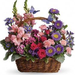 Photo of Frederick Florist - Frederick, MD, United States. Country Basket Blooms