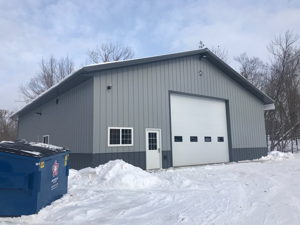 Schell Power + Light: Cumberland, WI