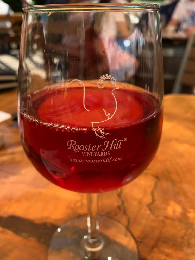 Rooster Hill Vineyards: 489 State Rt 54, Penn Yan, NY