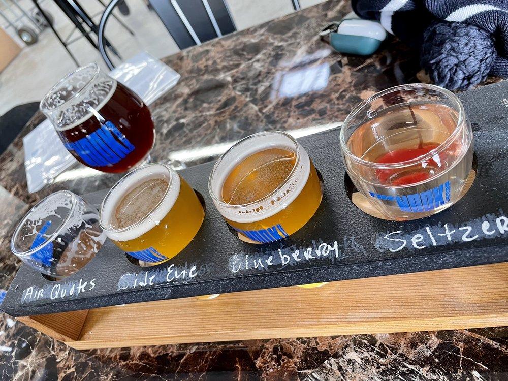 The Nook Brewing: 909 S 12th St, Broken Arrow, OK