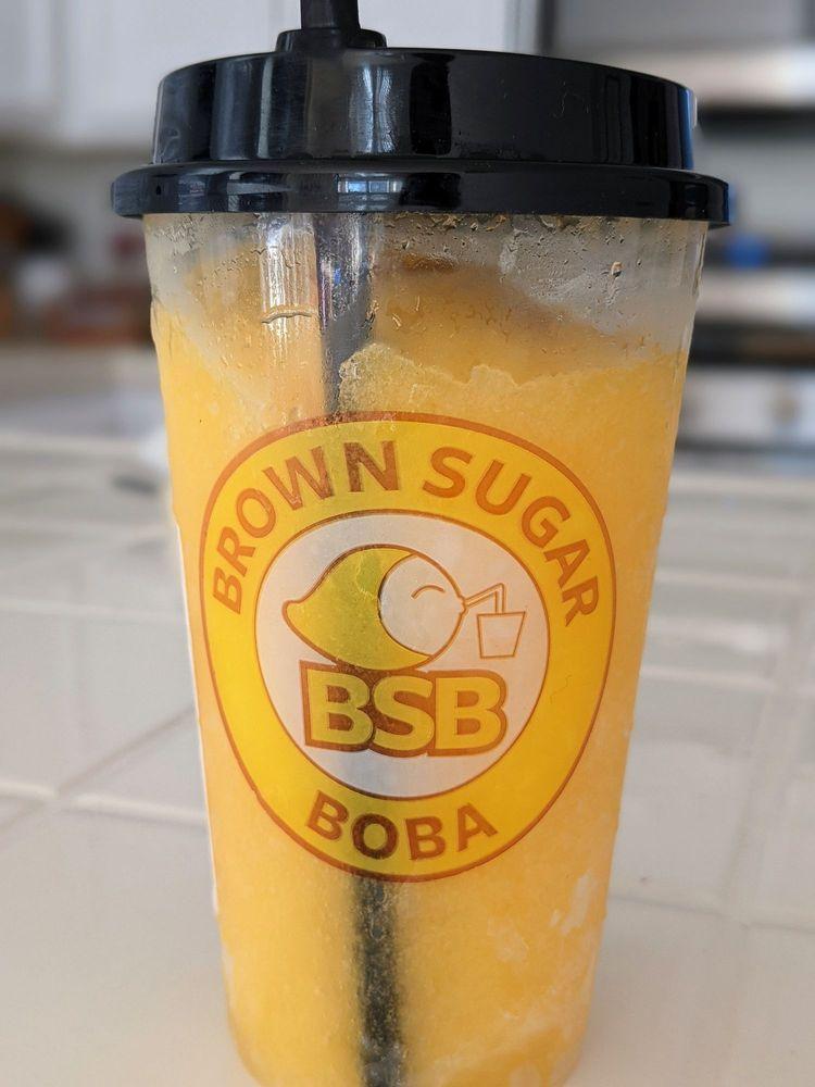 Brown Sugar Boba: 4331 A Elkhorn Blvd, Sacramento, CA