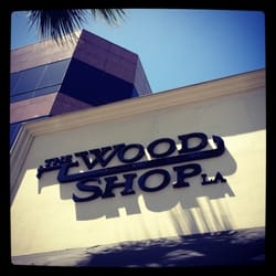 The Wood Shop La - CLOSED - Furniture Stores - 15153 Ventura Blvd