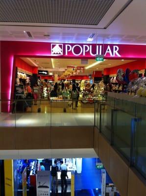Popular Bookstore Bookshops 3 Gateway Drive Jurong Singapore