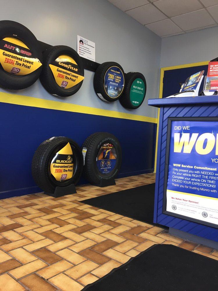 Tire Choice Auto Service Centers: 451 Susquehanna Blvd, Hazleton, PA