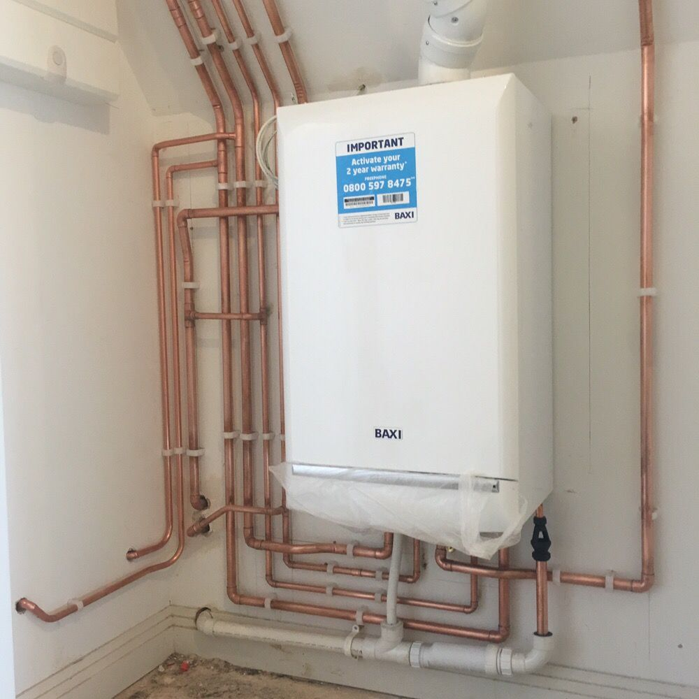 Combi / heat only / oil fed / vented and unvented boiler system ...