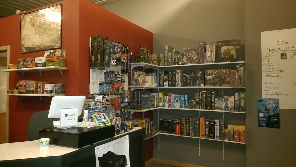 OC Games and Comics: 117 Central Ave S, Orange City, IA
